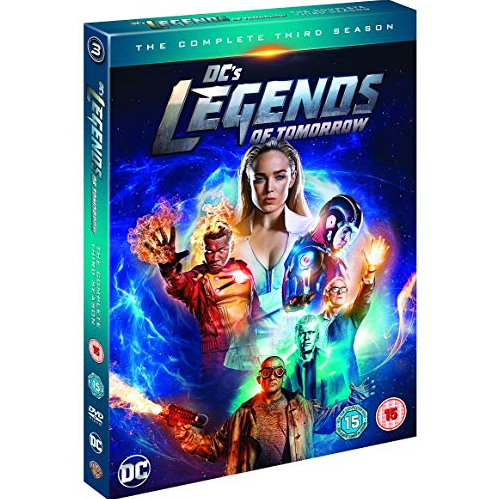 DC's Legends of Tomorrow - The Complete Season 3 DVD (for NZ Buyers)