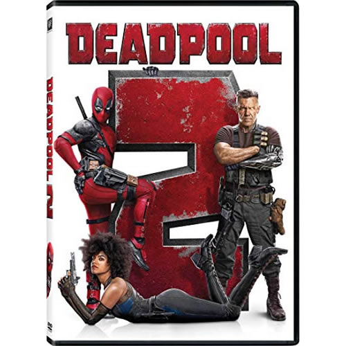 Deadpool 2 DVD (for NZ Buyers)