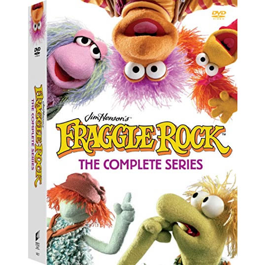 Fraggle Rock Complete Series: Animate DVD (for NZ Buyers)