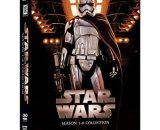 Star Wars: The Complete Series 1-8 (for NZ Buyers)