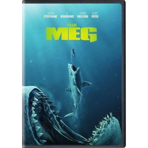 THE MEG 2018 DVD (for NZ Buyers)