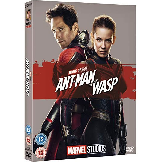 Ant-Man and the Wasp DVD (for NZ Buyers)