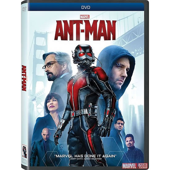 Ant-Man DVD (for NZ Buyers)