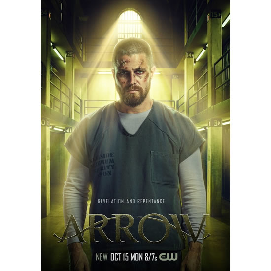 Arrow - The Complete Season 7 DVD (for NZ Buyers)
