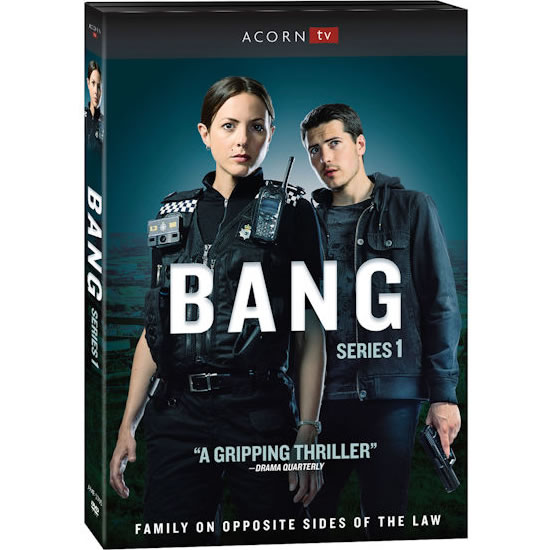 Bang - The Complete Season 1 DVD (for NZ Buyers)