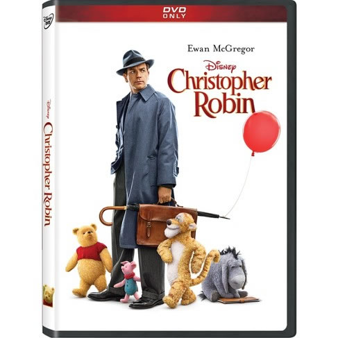 Christopher Robin DVD (for NZ Buyers)