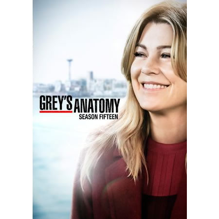 Grey's Anatomy - The Complete Season 15 DVD (for NZ Buyers)