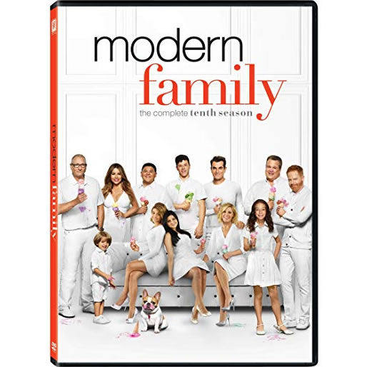 Modern Family - The Complete Season 10 DVD (for NZ Buyers)