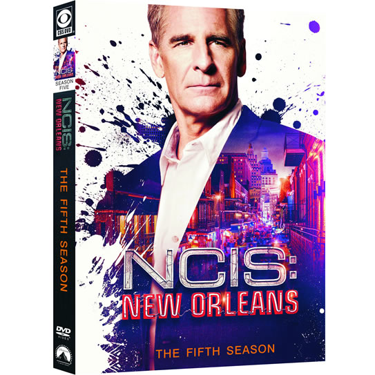 NCIS: New Orleans - The Complete Season 5 DVD (for NZ Buyers)