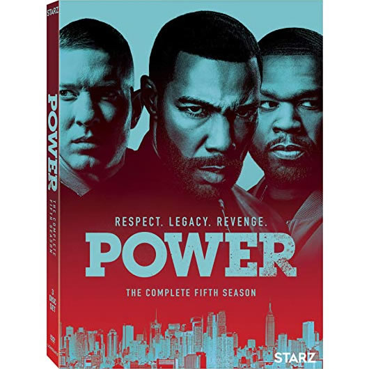 Power - The Complete Season 5 DVD (for NZ Buyers)