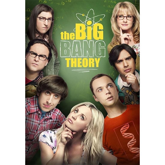 The Big Bang Theory - The Complete Season 12 DVD (for NZ Buyers)
