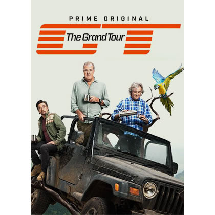 The Grand Tour - The Complete Season 3 DVD (for NZ Buyers)