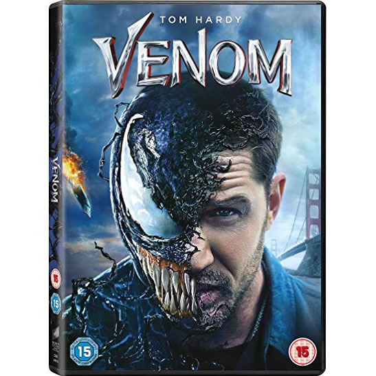 Venom DVD (for NZ Buyers)