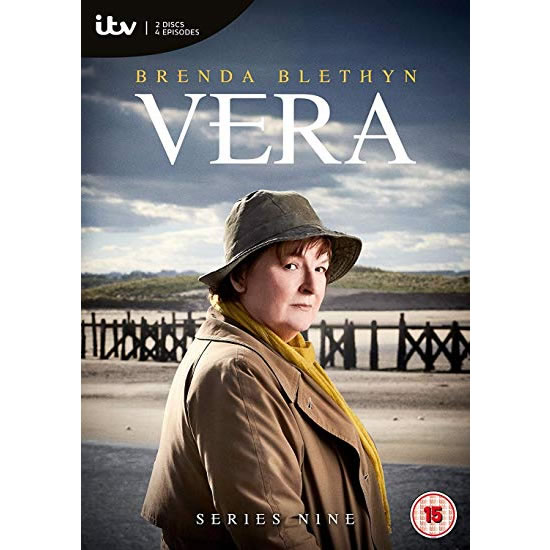 Vera - The Complete Season 9 DVD (for NZ Buyers)