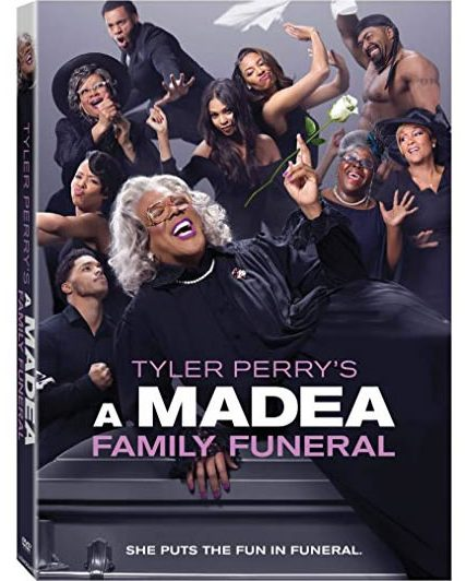 A Madea Family Funeral DVD (for NZ Buyers)