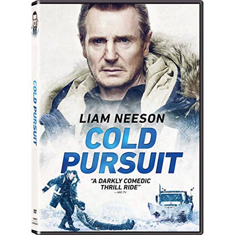 Cold Pursuit DVD (for NZ Buyers)