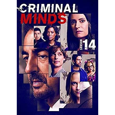 Criminal Minds - The Complete Season 14 DVD (for NZ Buyers)