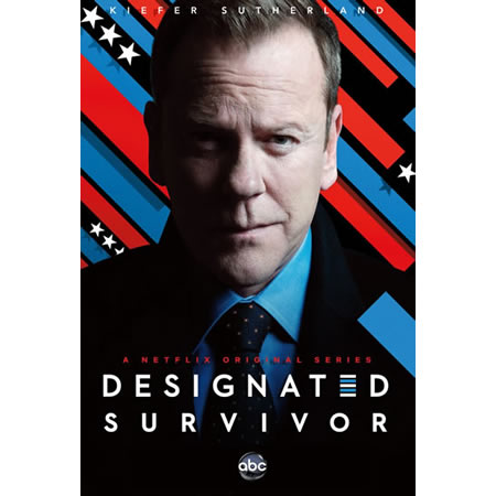 Designated Survivor - The Complete Season 3 DVD (for NZ Buyers)