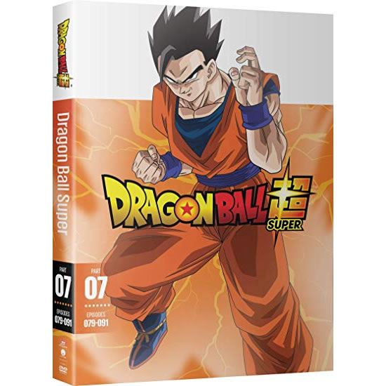 Dragon Ball Super: Part 7: Animate DVD (for NZ Buyers)