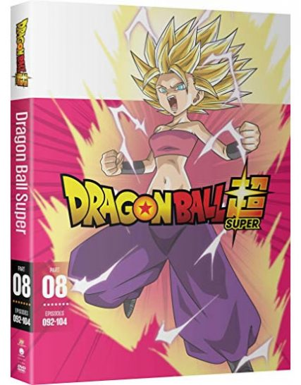 Dragon Ball Super: Part 8: Animate DVD (for NZ Buyers)