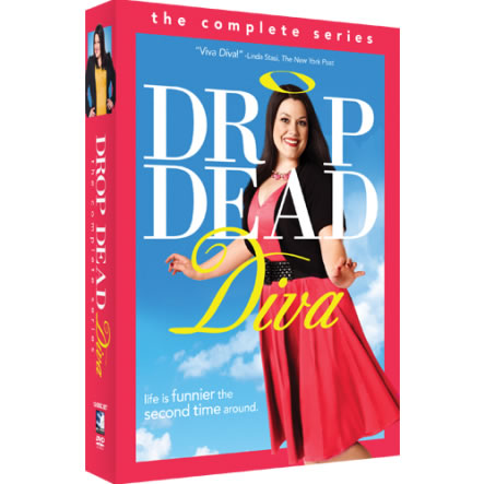 Drop Dead Diva - The Complete Series (for NZ Buyers)