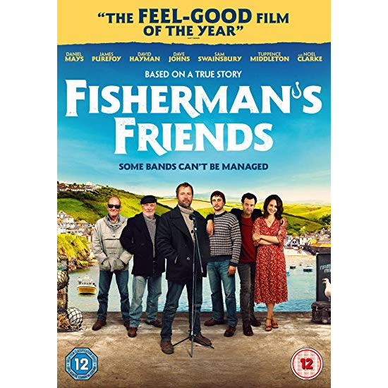 Fisherman's Friends DVD (for NZ Buyers)
