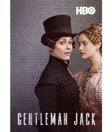 Gentleman Jack - The Complete Season 1 DVD (for NZ Buyers)