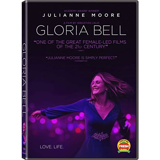 Gloria Bell DVD (for NZ Buyers)