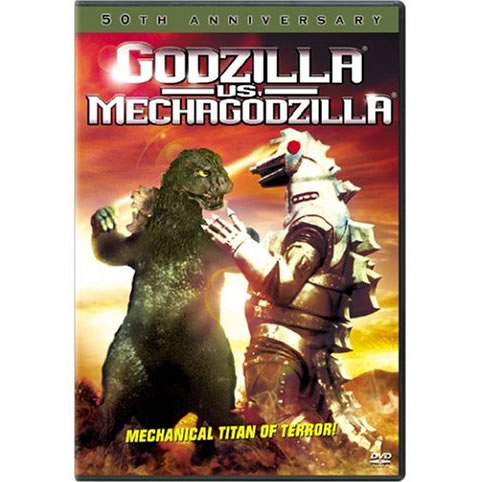 Godzilla Vs. Mechagodzilla: Animate DVD (for NZ Buyers)
