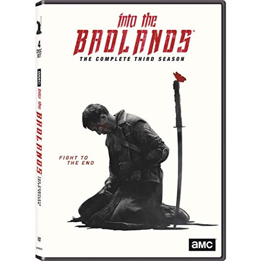 Into The Badlands - The Complete Season 3 DVD (for NZ Buyers)