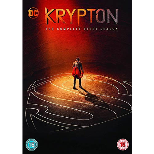 Krypton - The Complete Season 1 DVD (for NZ Buyers)