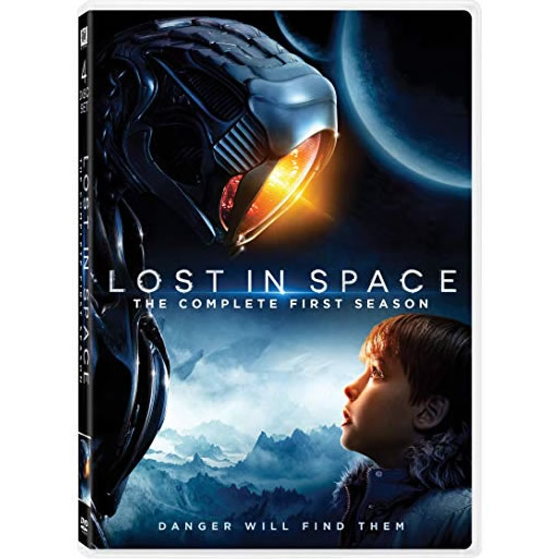 Lost In Space - The Complete Season 1 DVD (for NZ Buyers)