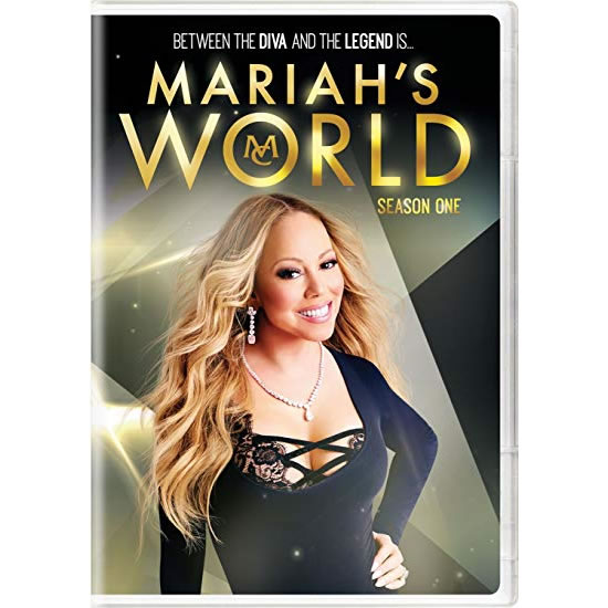 Mariah's World - The Complete Season 1 DVD (for NZ Buyers)
