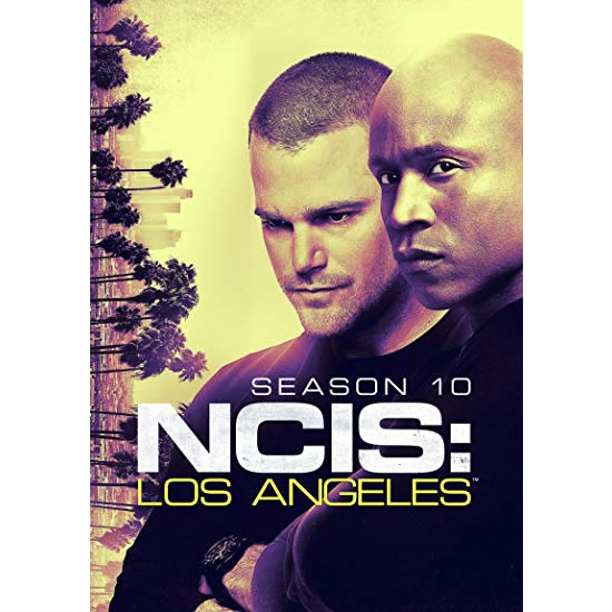 NCIS: Los Angeles - The Complete Season 10 DVD (for NZ Buyers)