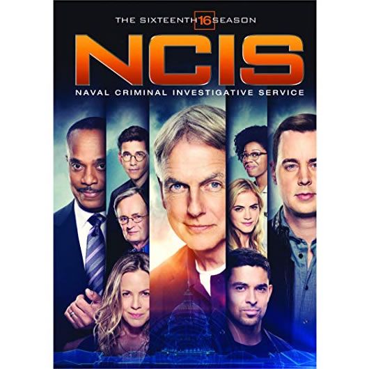 NCIS - The Complete Season 16 DVD (for NZ Buyers)