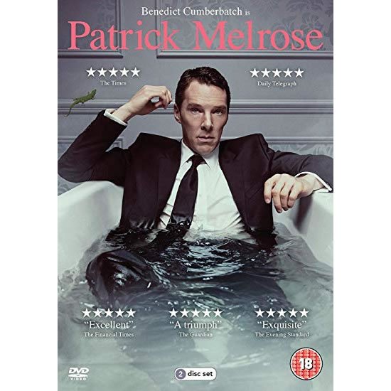 Patrick Melrose - The Complete Season 1 DVD (for NZ Buyers)