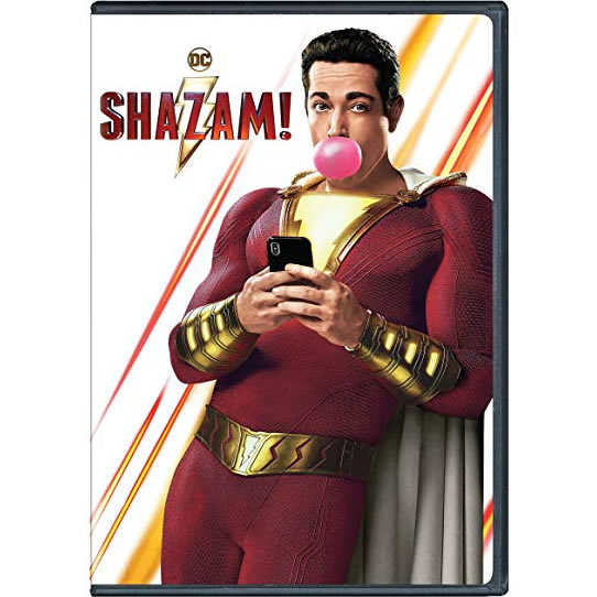 Shazam! DVD (for NZ Buyers)