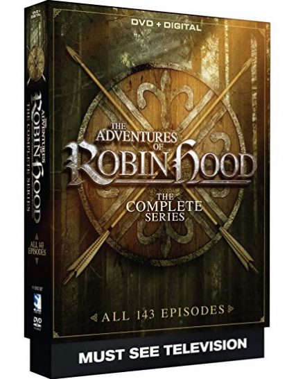 The Adventures of Robin Hood - The Complete Series (for NZ Buyers)