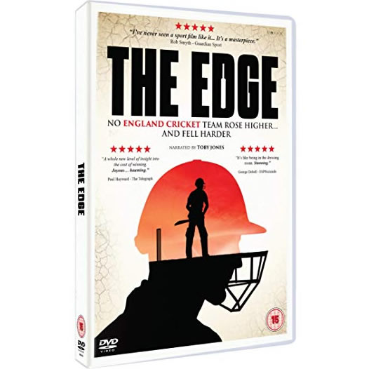 The Edge DVD (for NZ Buyers)