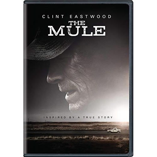 The Mule DVD (for NZ Buyers)