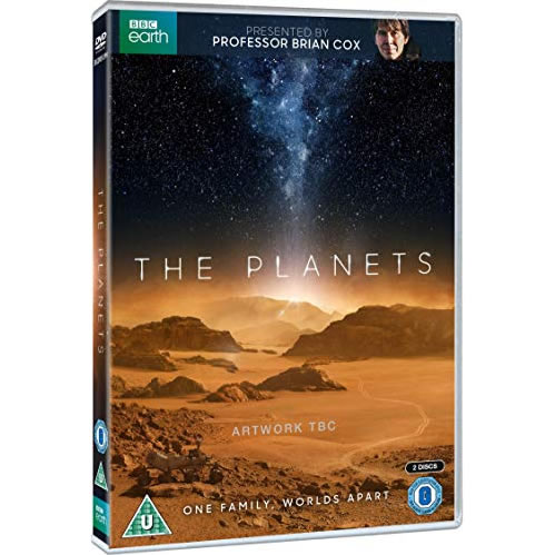 The Planets [BBC Earth] DVD (for NZ Buyers)