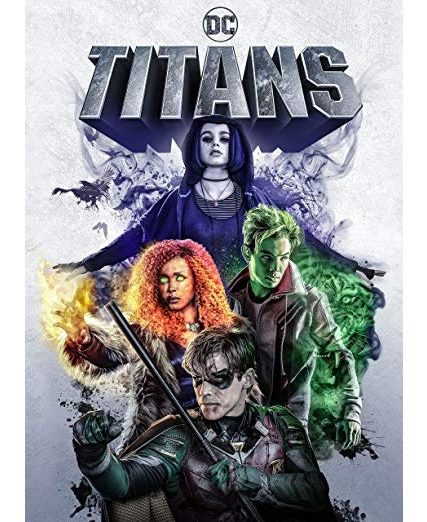 Titans - The Complete Season 1 DVD (for NZ Buyers)