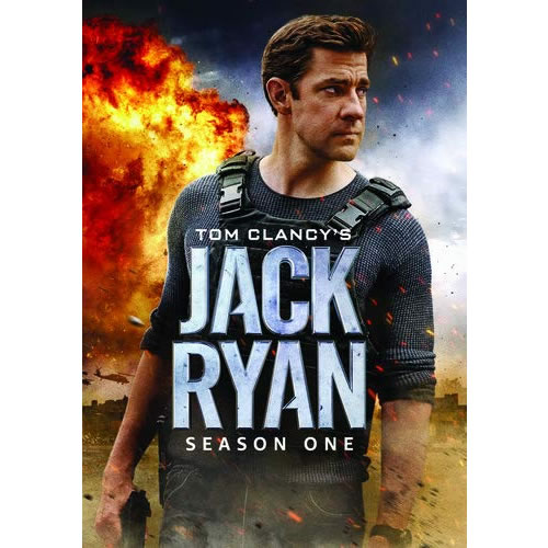 Tom Clancy's Jack Ryan - The Complete Season 1 DVD (for NZ Buyers)