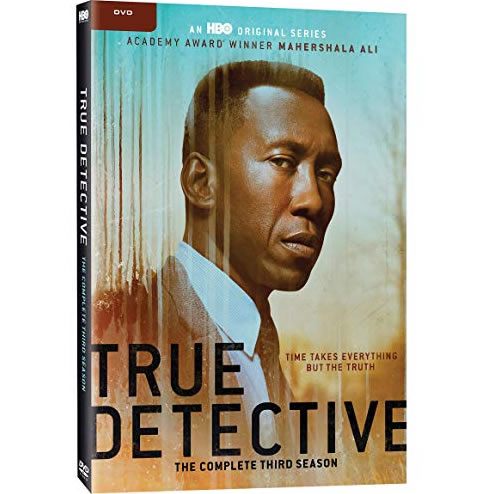 True Detective - The Complete Season 3 DVD (for NZ Buyers)