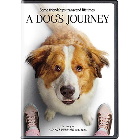 A Dog's Journey DVD (for NZ Buyers)