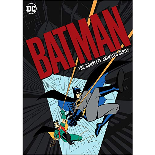 Batman: The Complete Animated Series: Animate DVD (for NZ Buyers)