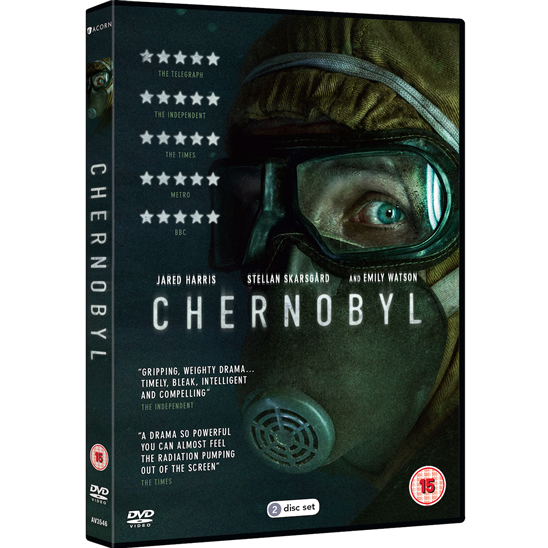 Chernobyl DVD (for NZ Buyers)