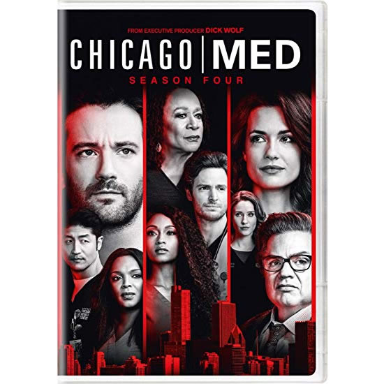 Chicago Med - The Complete Season 4 DVD (for NZ Buyers)