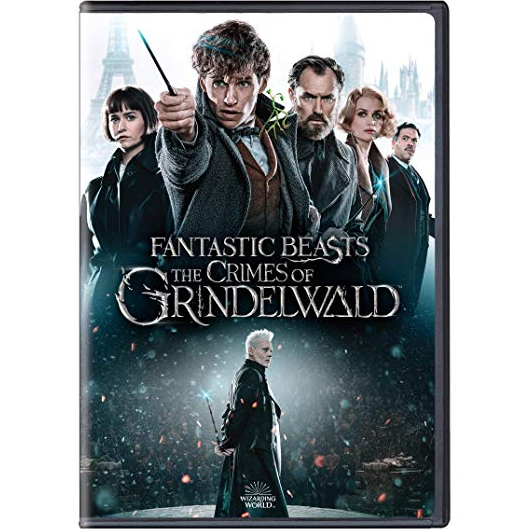 Fantastic Beasts: The Crimes of Grindelwald: Animate DVD (for NZ Buyers)