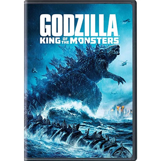 Godzilla: King of the Monsters DVD (for NZ Buyers)